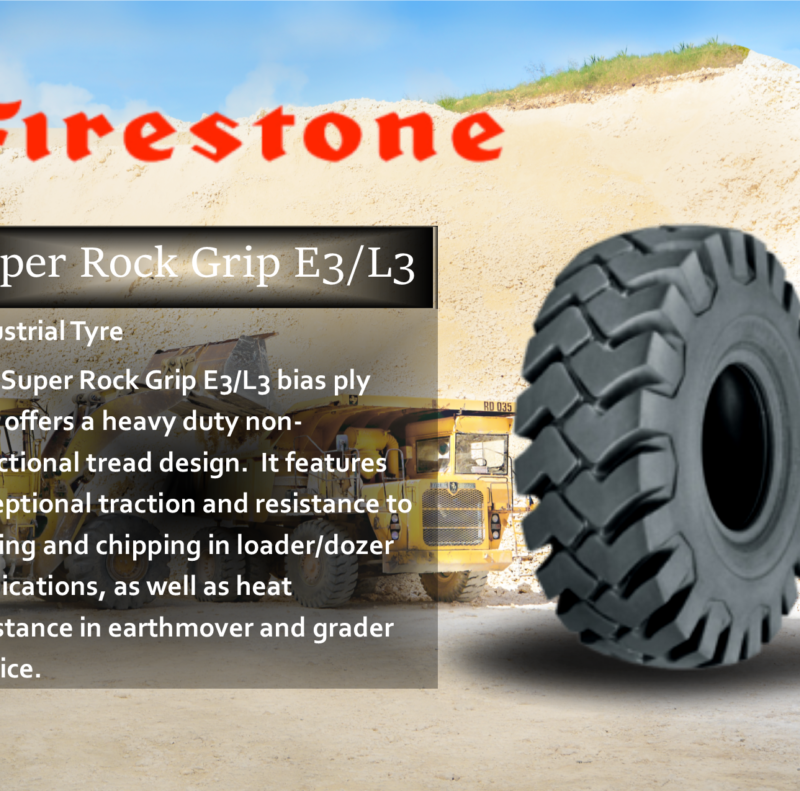 Super Rock Grip E3 L3