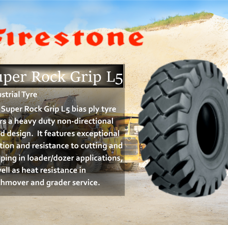 Super Rock Grip E3 L5